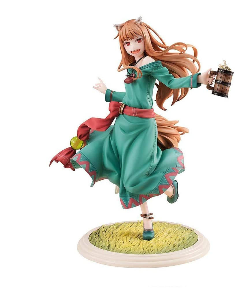 Spice and Wolf Character Mytale Cartoon Model Toys Anime PVC Figure