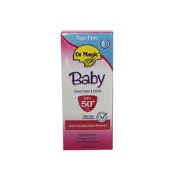 Natural Baby sunscreen sun screen cream fragrance-free SPF50+