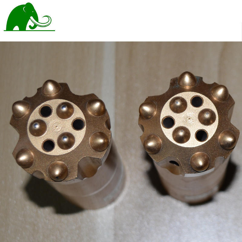 34mm 7 button Tapered Drill Bit for Rock Drill