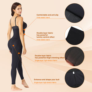 2020 Groothandel Kwaliteit Stof Vrouwen Shapewear Hoge Taille Tummy Controle Compressie Leggings