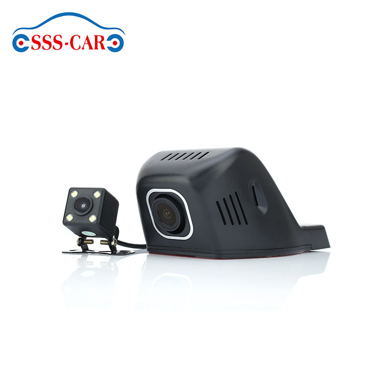 Side Mirror Car Camera Dc5v 2a Motion Detection Loop Recording Vidoe Dash Cams