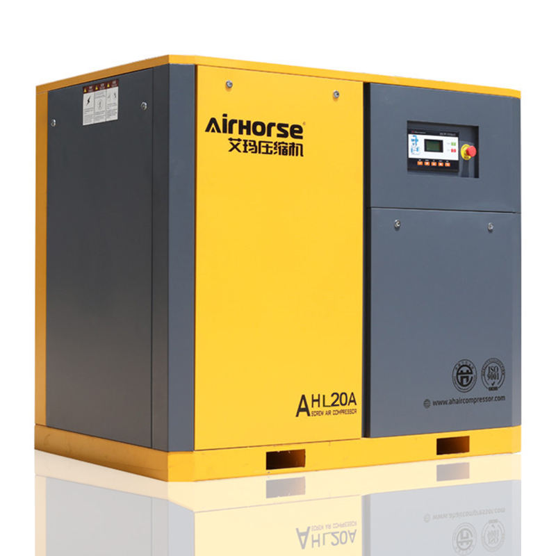 Germany Silent (15KW,30HP,50HP) Screw Air-compressors With Air Compressor Pump For Industrial Equipment