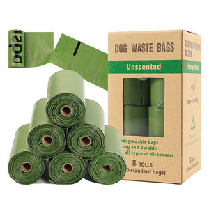Cornstarch Compostable Corn Starch Pet Waste Biodegradable Dog Poop Bag