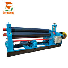 Greatbond Full-automatic Plate Rolling bending machine