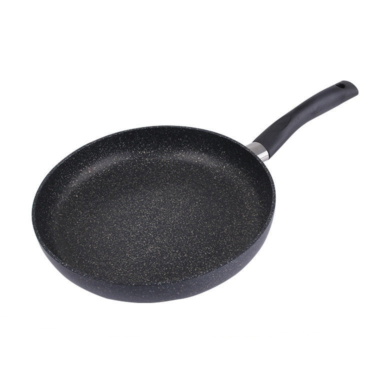 Non-stick frying pan stone coating with balkelite handle