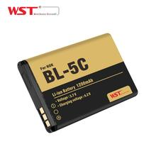 Custom rechargeable original low price mobile phone battery for nokia bl-5c