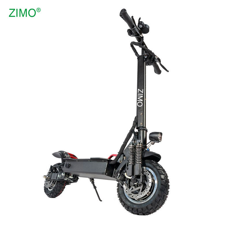 150kg Load Mobility Dual Motor Folding Fat Tire Electric Scooter