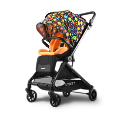 2020 Hot Sale Factory 3-in-1 Car Seat Travel System Luxury 3 in 1 Baby Stroller