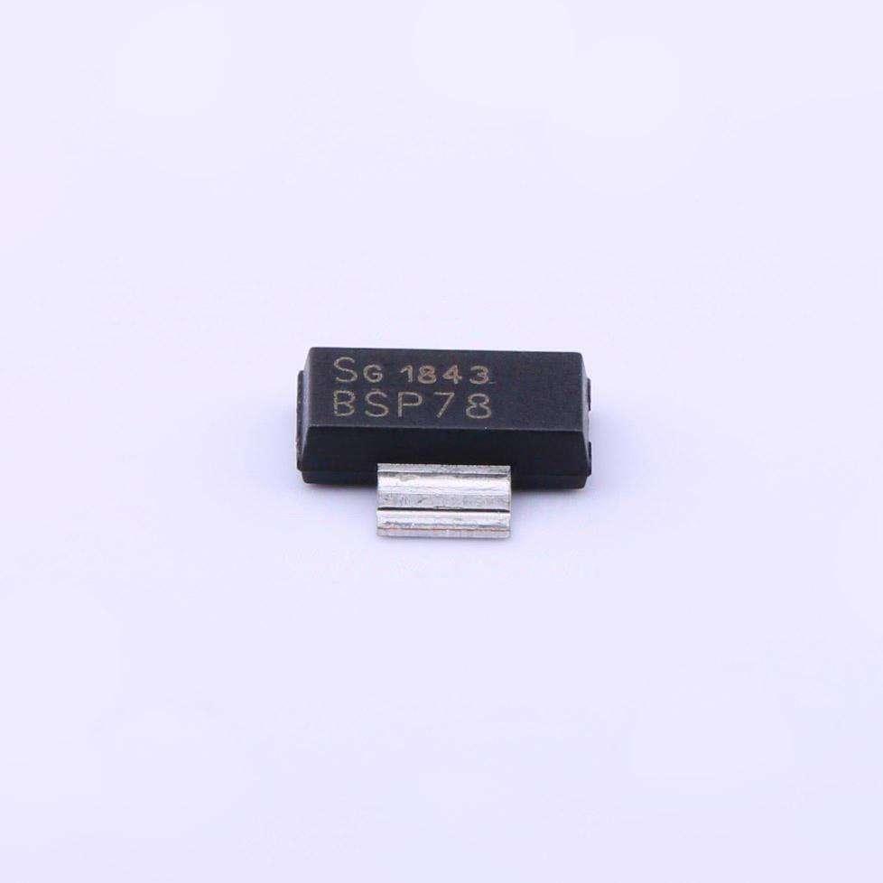 1 PIECE OF Infineon BTS7810K