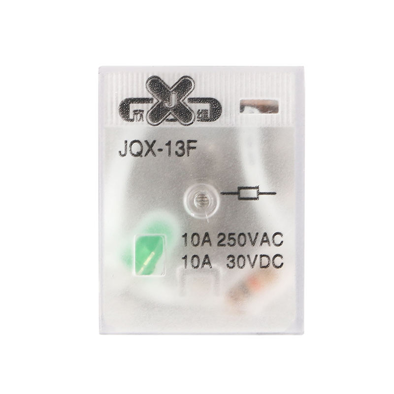 JQX-13F 8 Pin magnetic relay LY2 220v relay