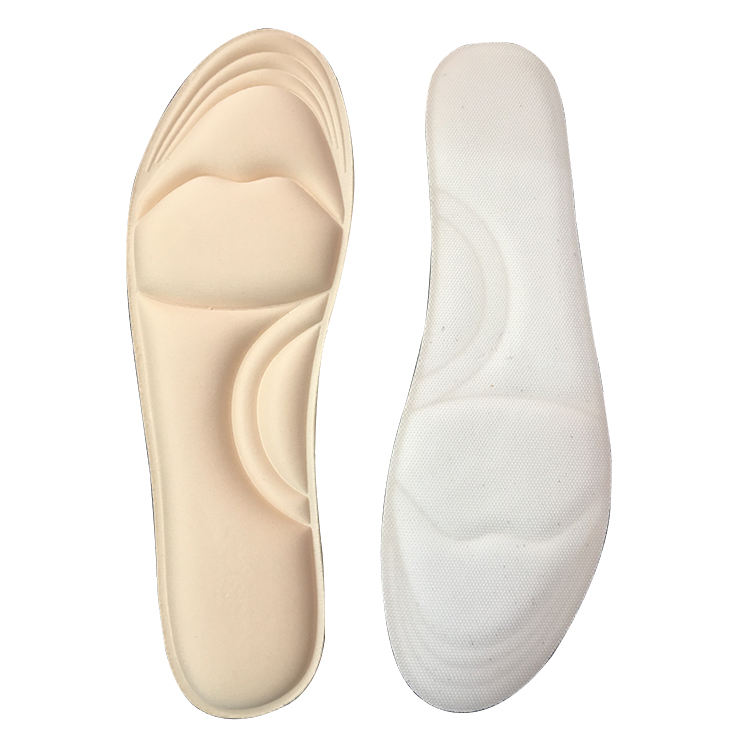 Extra-Thick High Density Insoles Pad Manufacturer,Ladies OEM Custom Memory Foam Shoe Insole