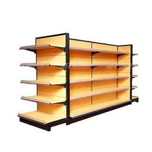 Chinese customized retail display supermarket shelves Heavy duty supermarket shelves rack gondola