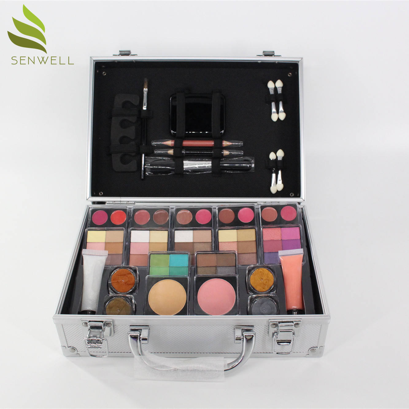 custom label women gift Makeup cosmetic case set manufacture