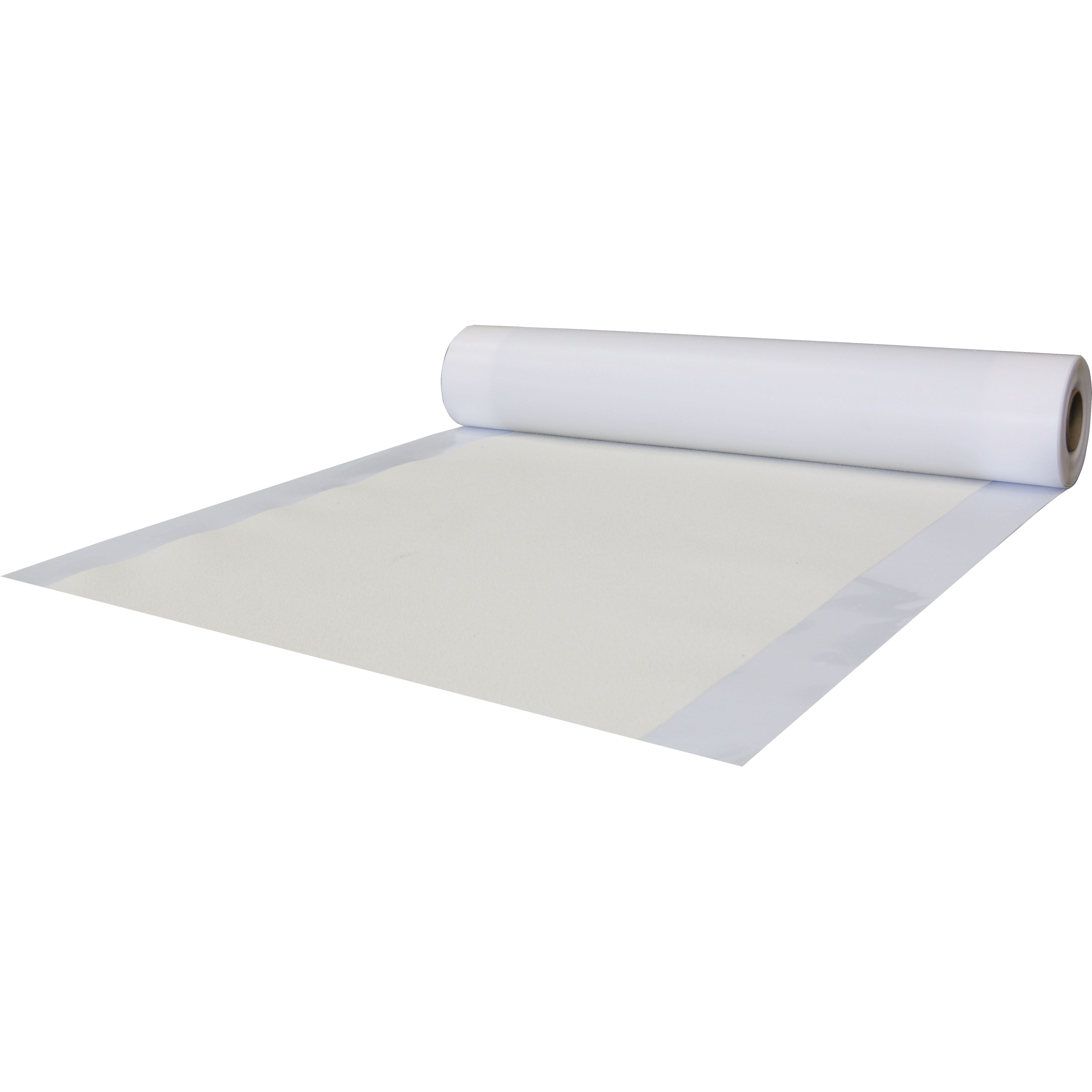 CANLON MBP302(TPO sheet) pre-applied waterproofing membrane with double side welding selvedge