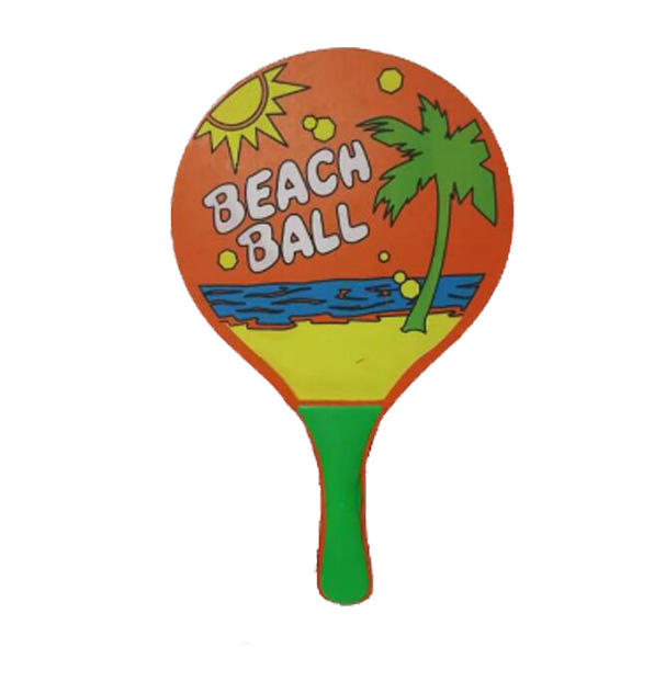 Big Size Outdoor Strand Sport Aangepaste Logo Hout Strand Vleermuizen Set Met Net Bag Strand Paddle <span class=keywords><strong>Racket</strong></span>