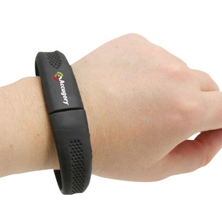 Wonderful hot sale cheap souvenirs usb bracelet 1gb usb flash drives,usb wristband flash drive