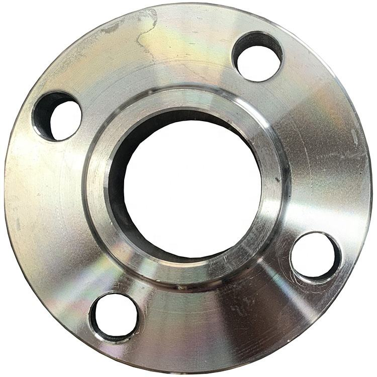 Stainless Steel 304/316 4Inch Class150 RF Slip On Flange Made In China