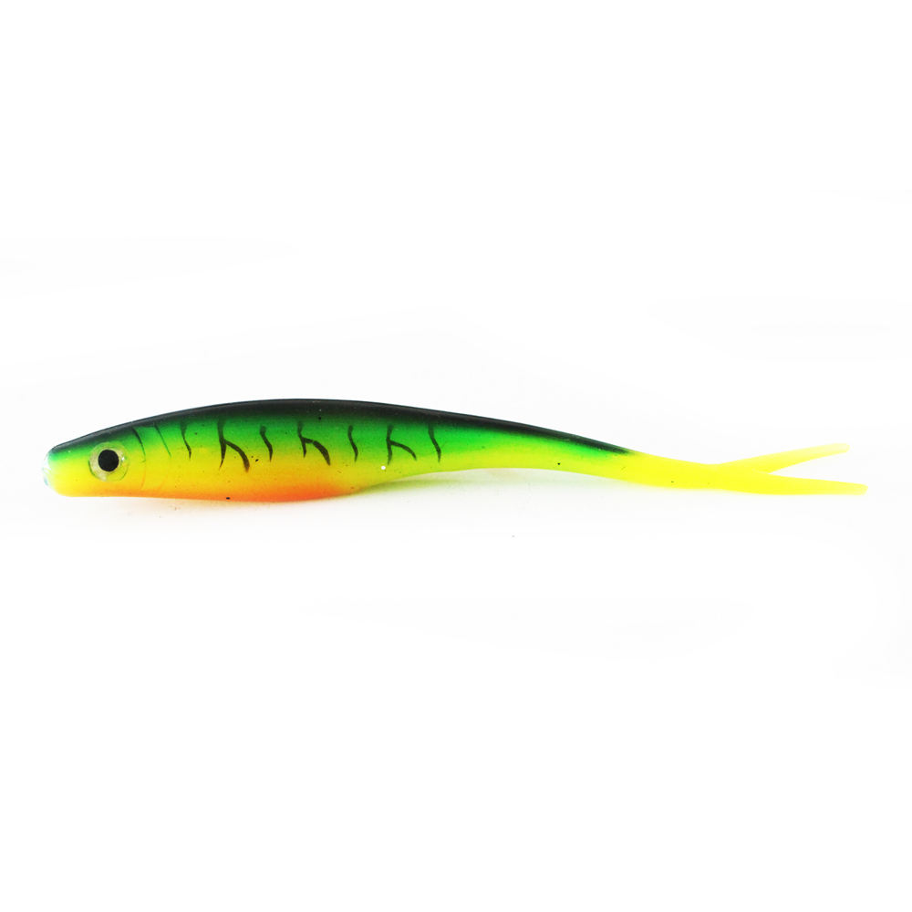 Customize colorful soft plastic rubber soft fish baits fishing shad lures soft lures swim baits