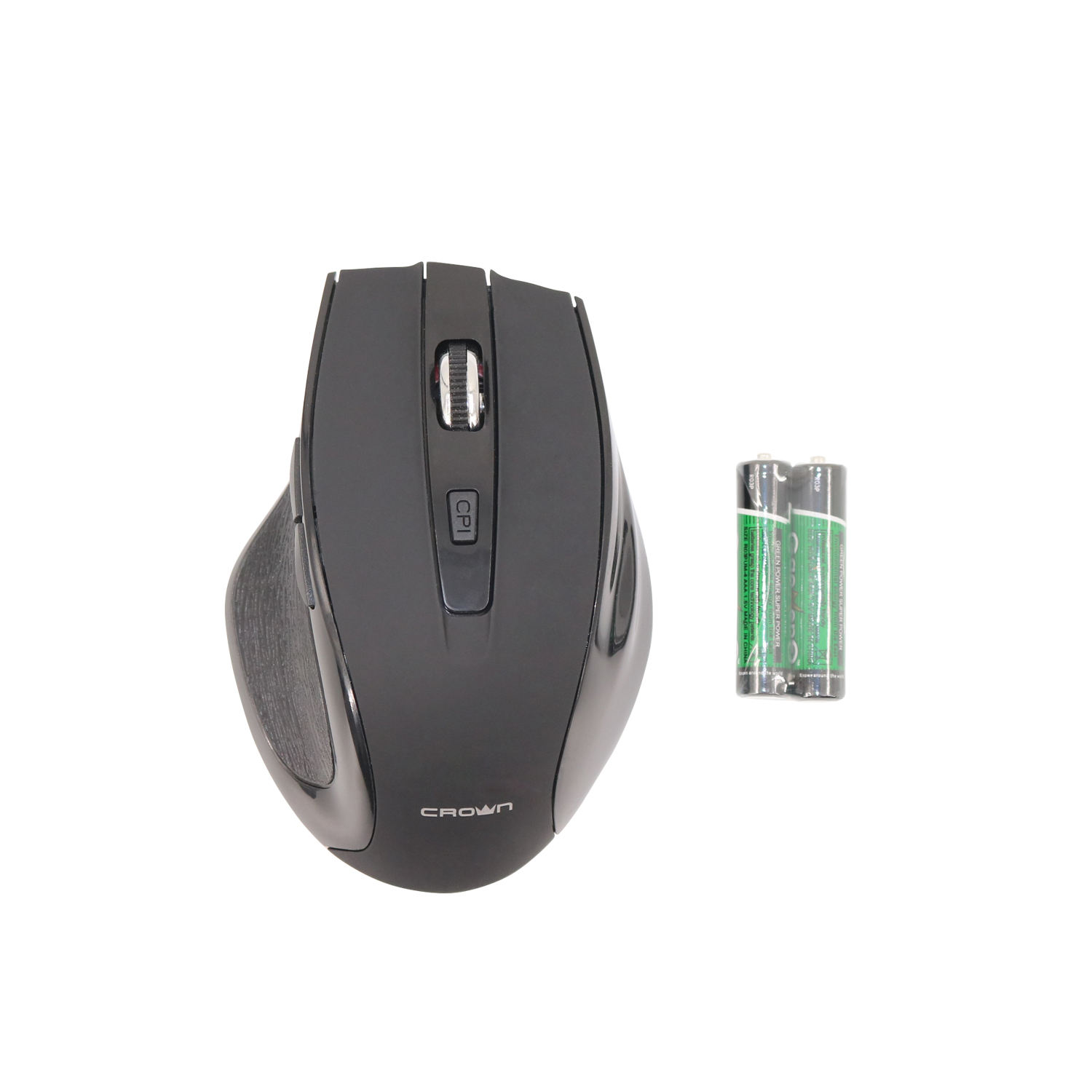 CROWN wireless mouse 2.4ghz optical usb mouse gaming wireless