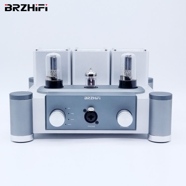 BRZHIFI E200EF Dual Channel Digital Stereo Audio Amp Subwoofer Altoparlante