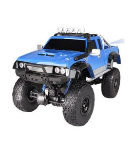 Elektrische Pick up truck modell MZ 2855 2,4G maßstab 1:8 4WD 4 rad Monster RC Crawler Off-last auto RC Lkw