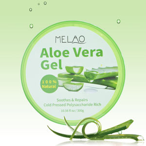 MELAO 92% 100% natural brand korea aloe vera soothing gel 100 natural republic for acne