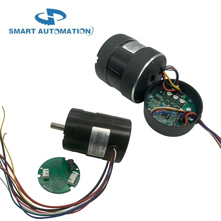 Good quality high torque BLDC Motor customized specification, with size 28mm upto 110mm, power 10w upto 2000w, PWM Control