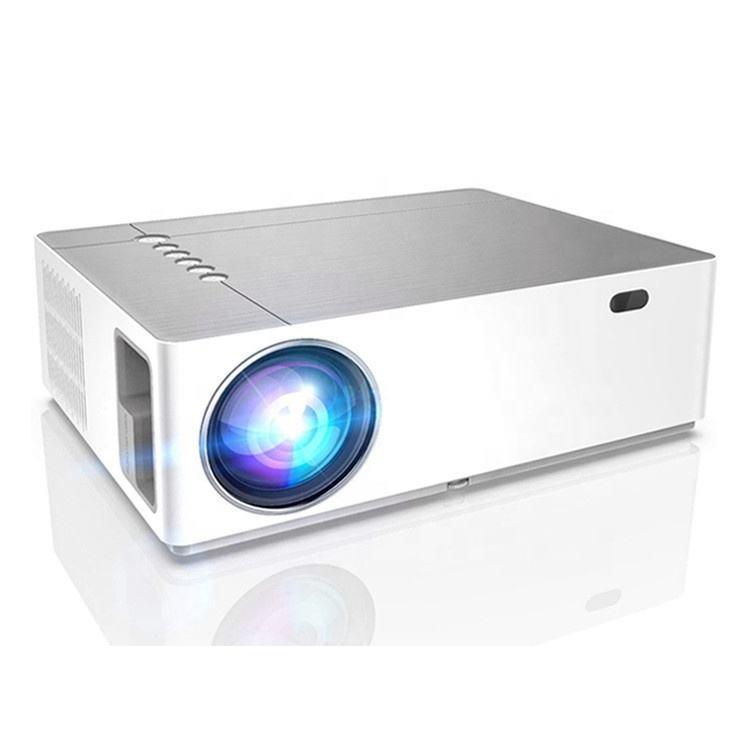 Best choice Native 1080p LCD LED Home video projector for Anniversary use