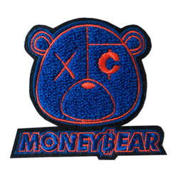 Custom Chenille Patches Embroidery Patch No Minimum Request
