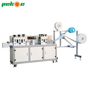 Fast Delivery 3ply Mask Machine KN95 Mask Making Machine Medical Face Surgical Mask Making Machine