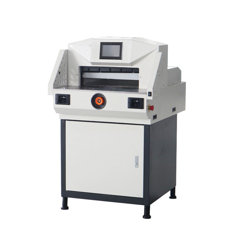 4608B Hot Sale Electric Automatic Paper Cutting Machine for Office Paper