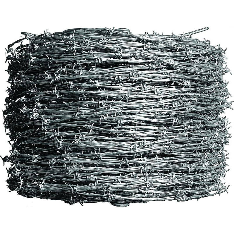 Suitable Price General Twist Galvanized Iron Barbed Wire