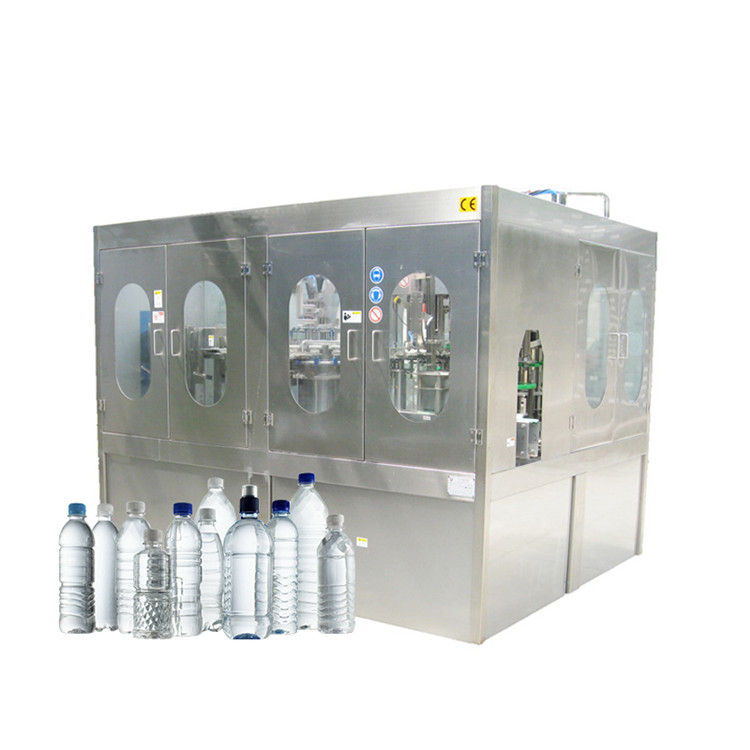 Automatic Bottling Wate Packaging Machine,Pure Water Production Line