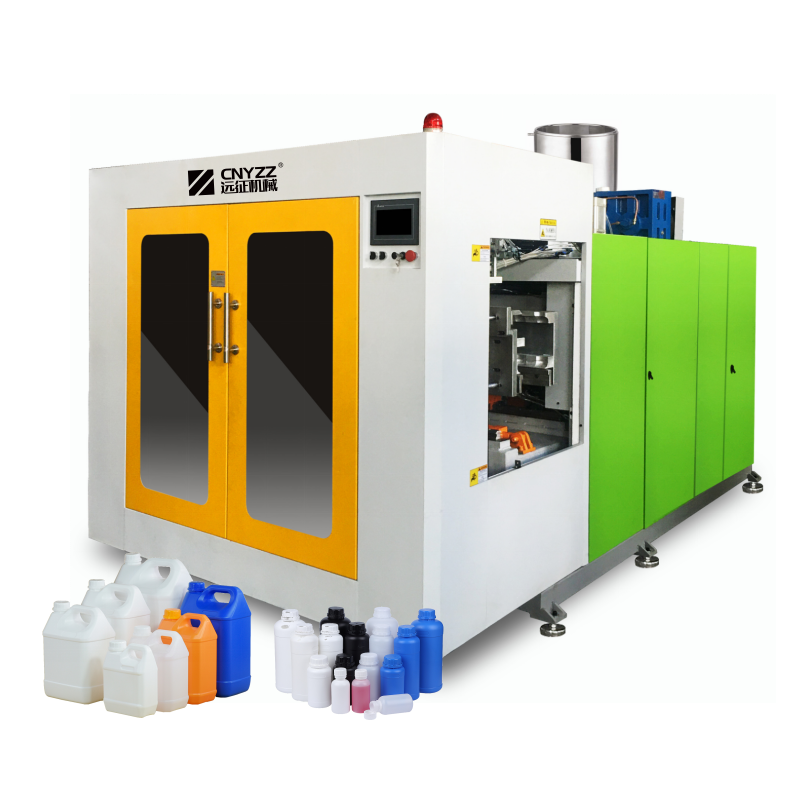 Fully Automatic 1L 5Liter PP PE HDPE Plastic Bottle Jerry Can Blowing Making Extrusion Blow Molding Machine Price