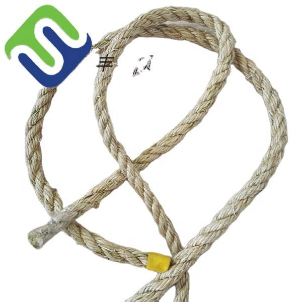 6mm 3 strand twist sisal rope, Pp twisted rope, all kinds of rope on sale