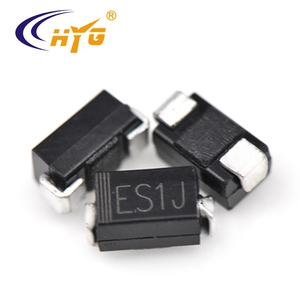 ES1G SMD Superfast התאוששות דיודות SMA ES1D דיודות