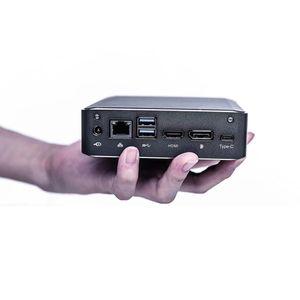 2020 Super Mini Gaming PC Core i7-8565U I5-8265U 2 * DDR4 M.2 Nuc Win10 Pro portable mini pc Desktops Computer
