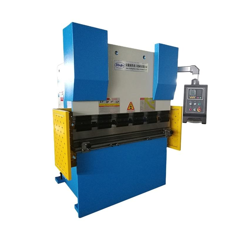 WC67K 30T/1300 cnc mini press break for steel sheet bending and folding