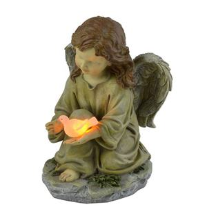 Solar Garden Angel Light Solar Garden Angel Light Suppliers And Manufacturers At Alibaba Com