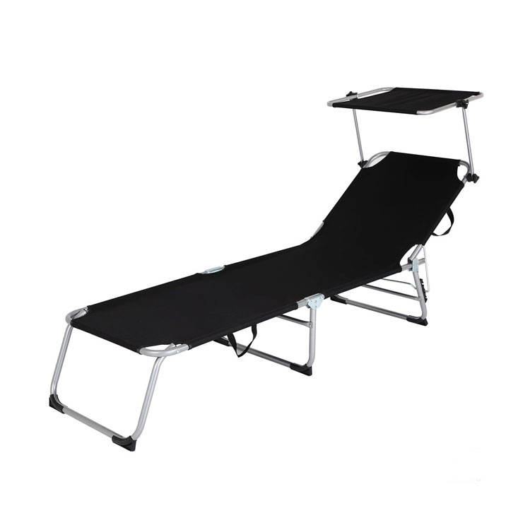 New Design Leisure Folding Beach Pool Beds, Cheap Chairs Plastic Strip Folding Swing Camping Stuhl