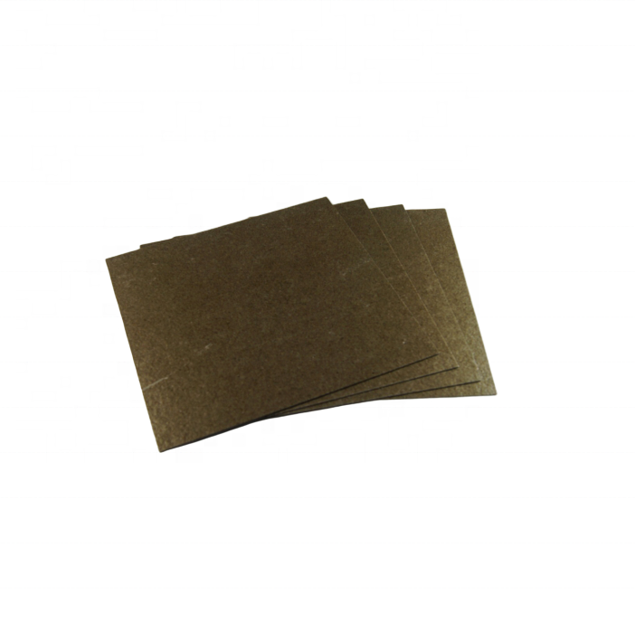 Relining Industrial Insulation Flexible Sheet Mica for Electrical Components