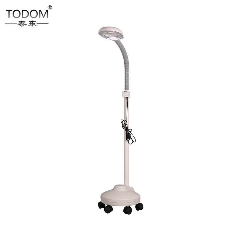 Newest Table Led Floor Lamp 8X Magnifying Glass Cold 5X White Magnifying Lamp