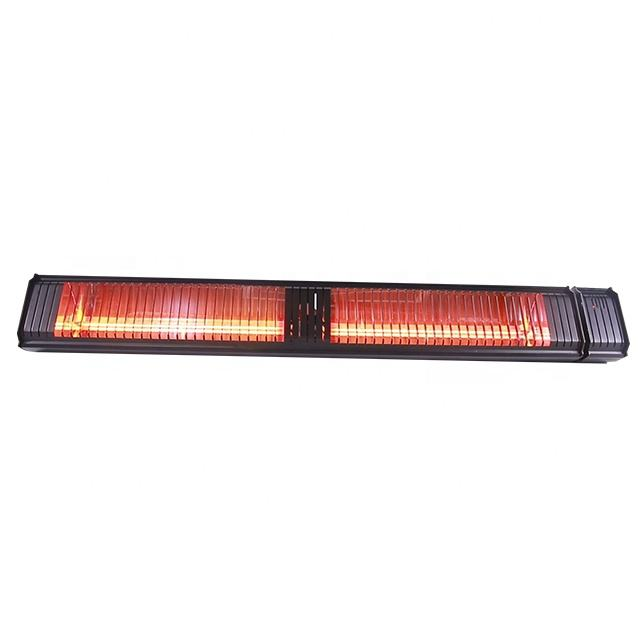 Outdoor Commercial 3000W Infrared Heater With Remote