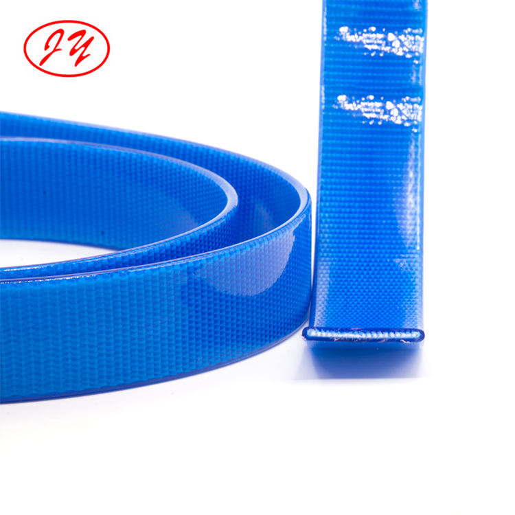20mm waterproof tpu coated nylon webbing use for life saving belt and communal facilities and model clothes