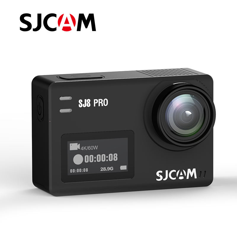 SJCAM SJ8 Pro 4K Wifi Camera Sports dv Camera Small Photo Camera