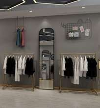Women Clothes Store Free Shop Interior Design Ideas for Clothing