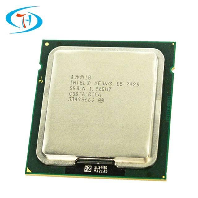 SR1AJ CPU Processor Intel Xeon E5-2420 v2 15M Cache 2.2GHz 6 Core LGA 1356