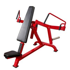 Gym Fitness Equipment Komersial Hammer Kekuatan Press