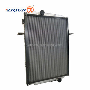 truck radiator intercooler 19870-016/43-7370