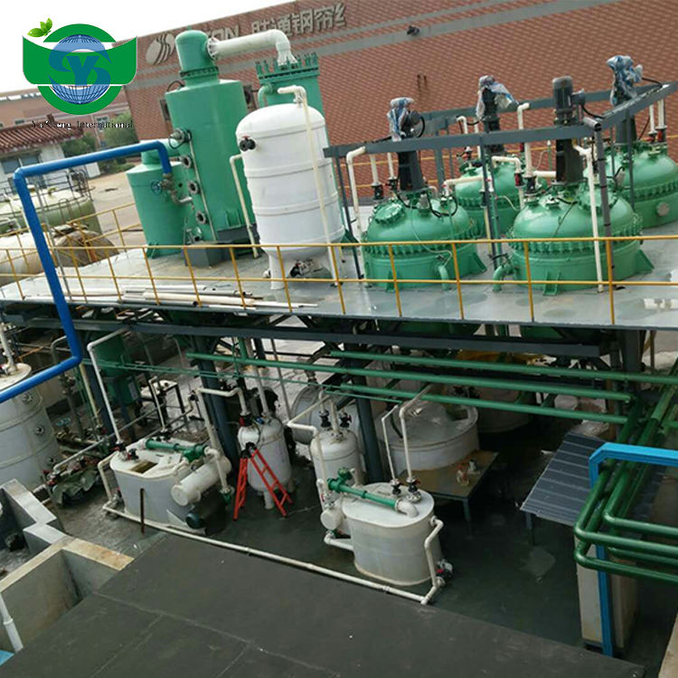 High Quality Cheap waste acid treatment equipment waste acid recovery machine